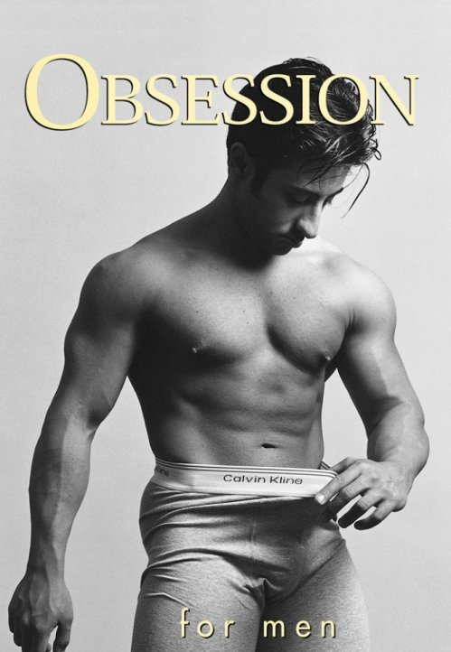 Adbusters: Obsession - for men