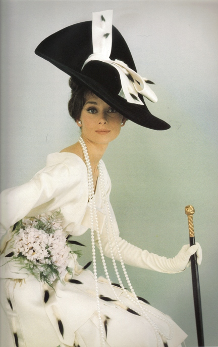 Audrey Hepburn in Vogue 1964n « We Heart Vintage