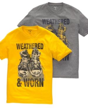 Weathered & Worn