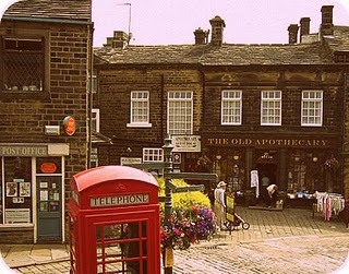 The Old Apothecary, Haworth