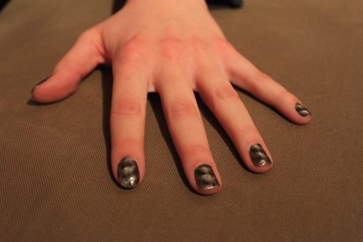 Magnetic Nails