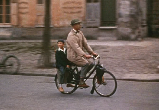 Screen grab - Jacques Tati: Mon Oncle