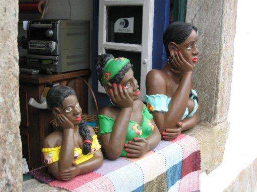 Statuettes: Ouro Preto - Brazil