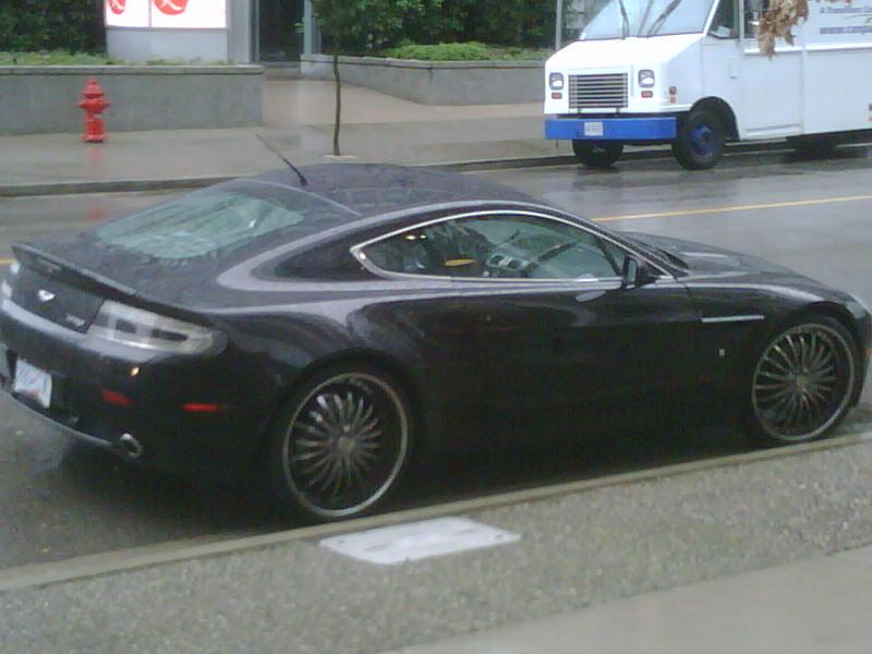 Aston Martin   Quieter Elephant