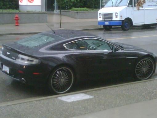 Aston Martin: Vancouver