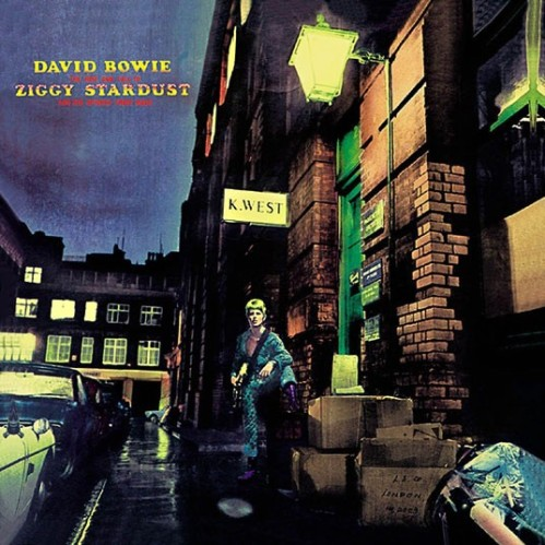 David Bowie's Ziggy Stardust gets a plaque on Heddon Street in London - Telegraph
