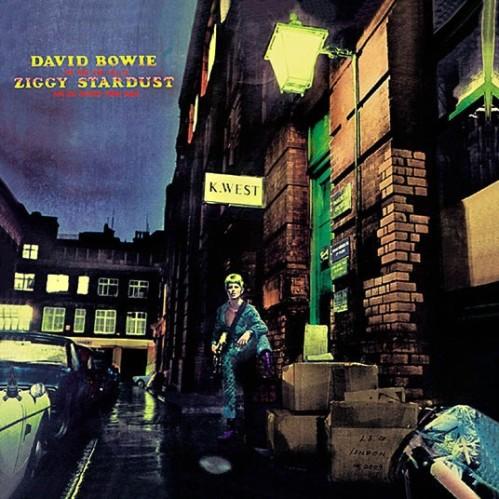 David Bowie's Ziggy Stardust gets a plaque on Heddon Street in London - Telegraph