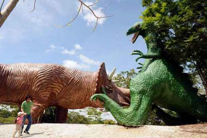 Clive's going Jurassic with DNA | Offbeat | Weird News, Odd and Freaky Stories in Sunshine Coast | Sunshine Coast Daily