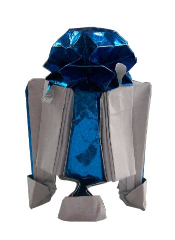 Starwarigami - Advanced Star Wars Origami. Original designs by Martin Hunt