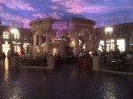 Faux sky and a breeze made Caesar's Palace disorienting