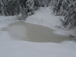 Seymour: First Lake was good and frozen