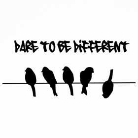 Source: Inspirationz - Dare to be Different