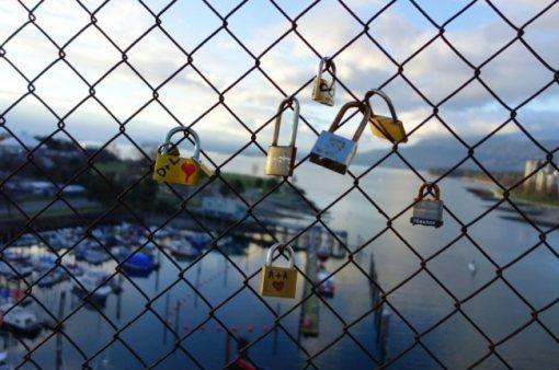 Love Locks Vancouver to be taken down   Vancity Buzz   Vancouver Blog