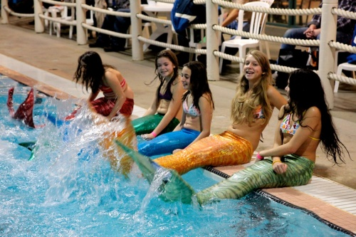 3-Fins custom mermaid tails. - Home