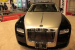 "Rolls Royce. Or a tank? Came with ""night vision""!"