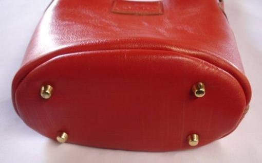 A bag's bum