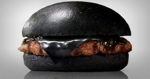 Black BurgerKing