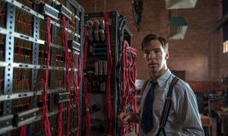 Photo from Guardian: The Imitation Game