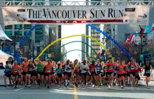 2015 Vancouver Sun Run