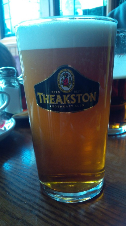 Theakston's Bitter