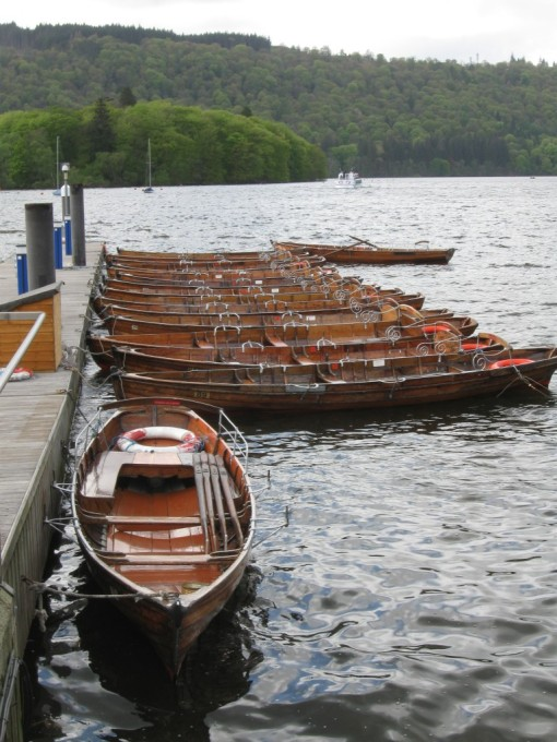 Boat rentals: Bowness on Windermere