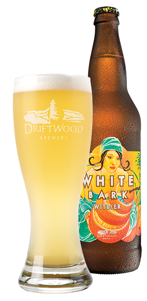 Driftwood - White Bark