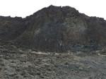 Basalt near Billy Chinook's east shore