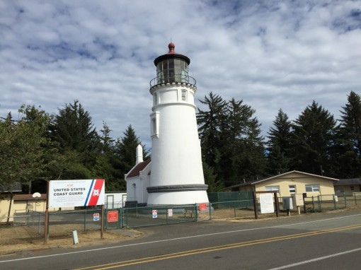 Umpqua Lighthouse, built 1894