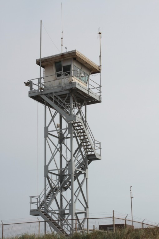 Coastguard watchtower