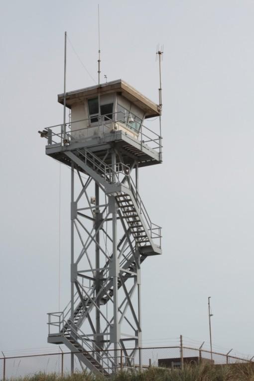 Coastguard watchtower