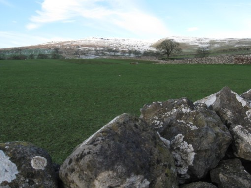 West from Malham