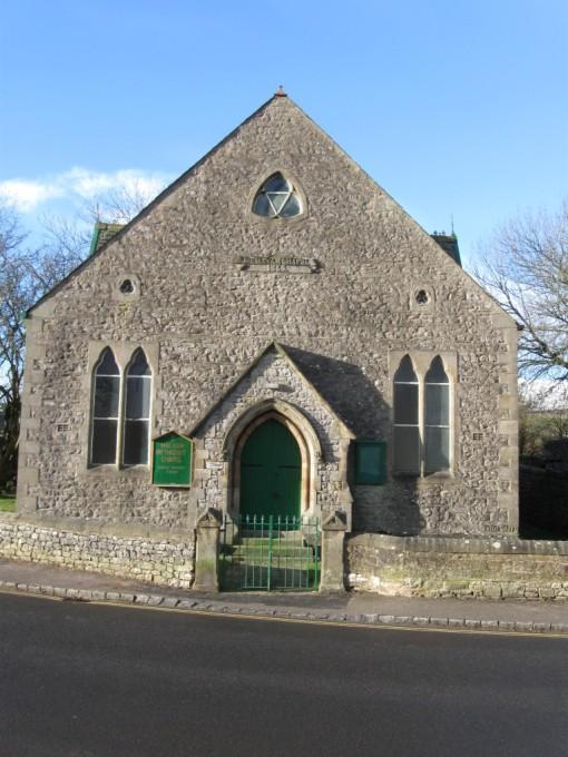 Malham chapel