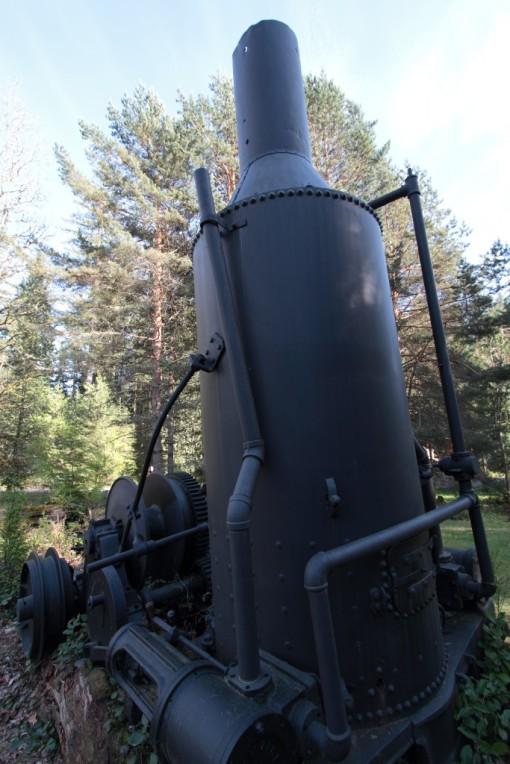 Steam mule