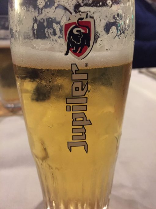 Jupiler - a Belgian introduced in 1966